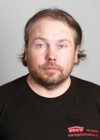 Mikko Laurikaisen kasvokuva.